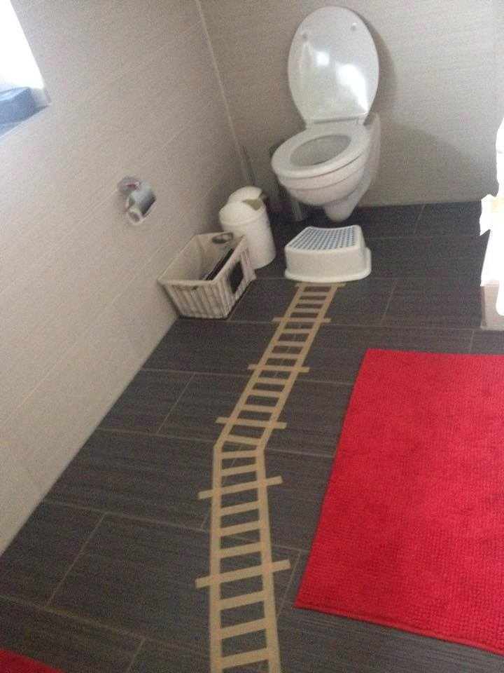 Putting the fun back into toileting